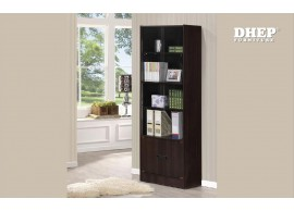 410090 File Cabinet with Glass