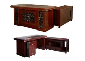 140542 EXECUTIVE OFFICE TABLE
