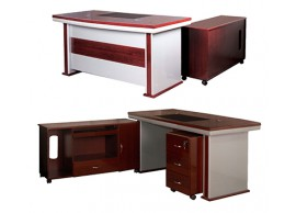 140582 EXECUTIVE OFFICE TABLE