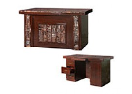 141434 EXECUTIVE OFFICE TABLE