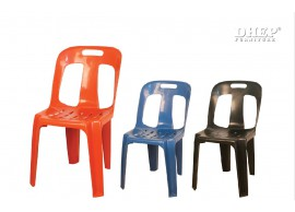 280118 PVC Side Chair