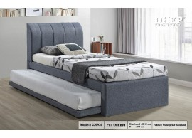 230920 Single Bed + Pull Out Bed