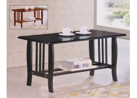 302299 Wooden Coffee Table