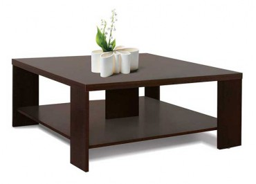 418002 ZEUS Wooden Coffee Table