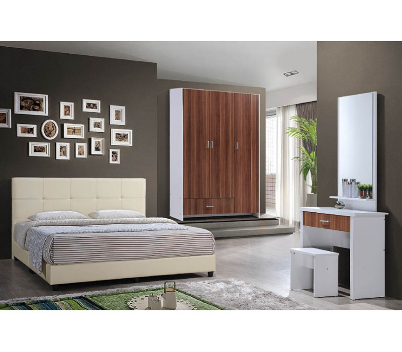 ARMOIRE BEDROOM SET