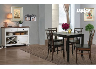 Tiara 202845_Camry 210502 1+4 Seater Dining Set
