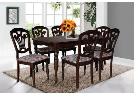 DARA 330953_330955 1+6 SEATER DINING SET
