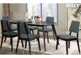 Dacio 212126_212127 1+6 Seater Dining Set