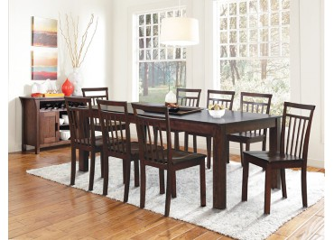 300138_300125 1+8 seater dining set
