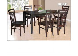 303660_210502 1+6 seater dining set
