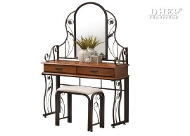 310172 Dressing Table + Stool
