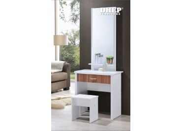 Armoire 412012 Dressing Table + Stool