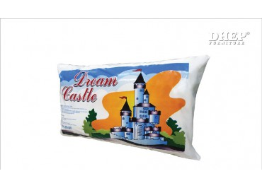 Dream Castle Pillow