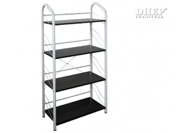 140184 4 RACK BOOK SHELF