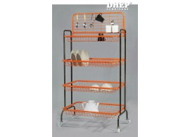 2M-7743 4 Layer Kitchen Rack