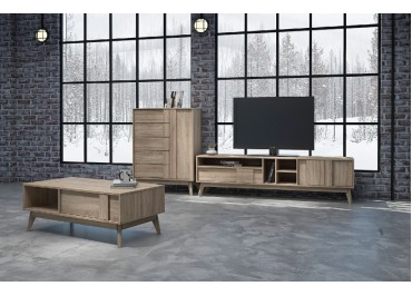 BR4 LIVING ROOM SET