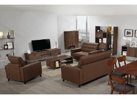 LOVEN Living Room Set + Dining Set