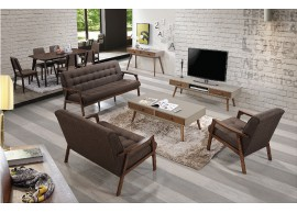 LYON Living Room Set + Dining Set
