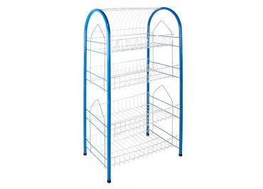 150009  4 Layer Plate Rack