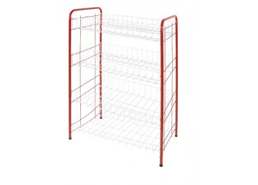 150902  4 Layer Plate Rack