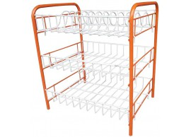 537713  2 Layer Plate Rack