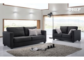 230231 Sofa Set (With 4 Pillows)