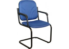 450541 Visitor Chair (With Arm Rest)