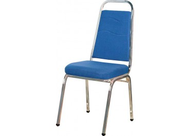 460861 Banquet Chair (Chrome)