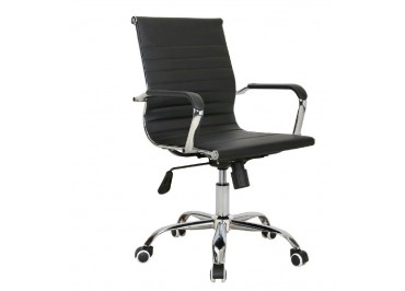 143007 Low Back Executive Chair