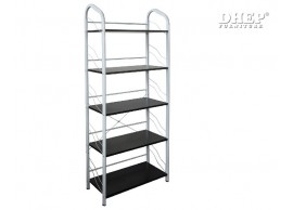 140185 5 RACK BOOK SHELF