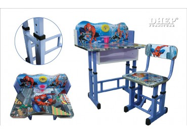 145001 Children Study Set (Spiderman)