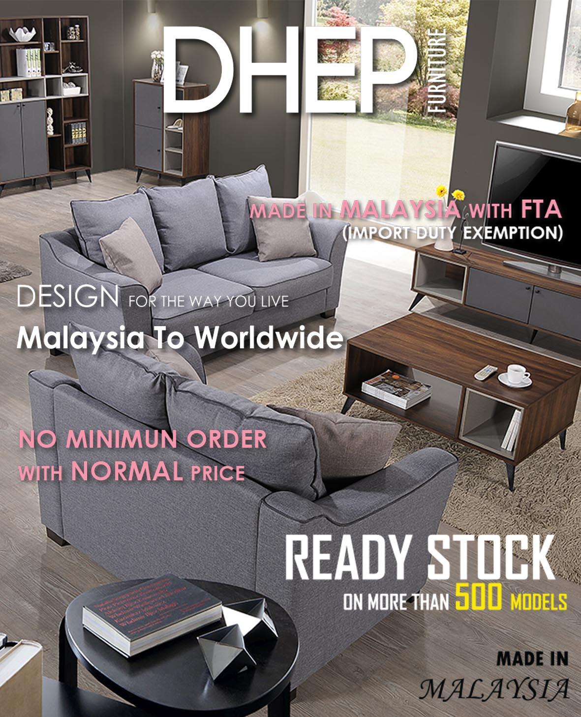 Wholesale Household Furniture Malaysia